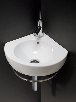 Washbasins Corner Washbasins
