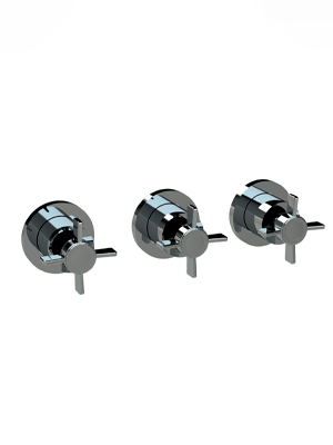 Taps Wall Mounted Shower Mixer